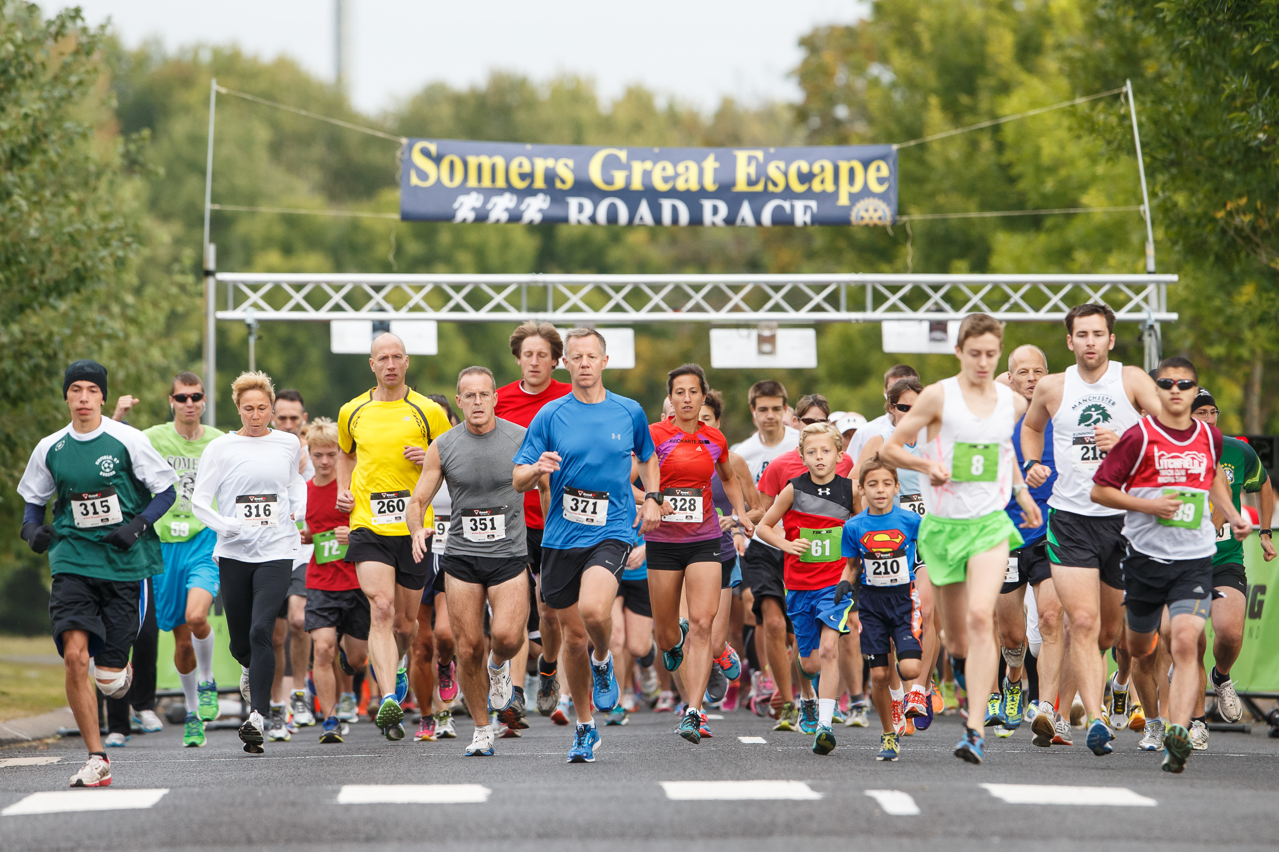 2014 Somers Great Escape Road Race